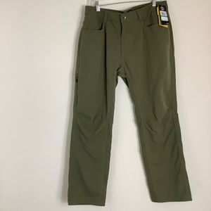 NWT Under Armour Tactical Guardian Pants Green